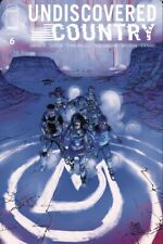 UNDISCOVERED COUNTRY #6 COVER A 6/10/20  FREE SHIPPING AVAILABLE