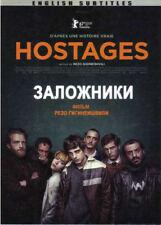 HOSTAGES / ZALOZHNIKI / ЗАЛОЖНИКИ RUSSIAN THRILLER ENGLISH SUBTITLES NEW DVD