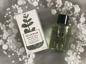 Olverum Bath Oil 15ml New And Boxed