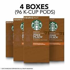 Starbucks Pike Place Roast K-Cup for Keurig Coffee Brewers - 96 K-cups