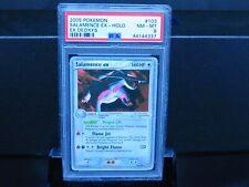 2005 Pokemon English EX Deoxys Salamence EX Holo PSA 8 Near Mint