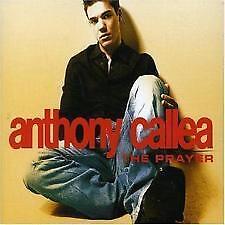 Anthony Callea The Prayer + 1 CD Single