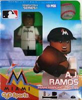 Henderson Alvarez OYO Miami Marlins MLB Mini Figure NEW G4