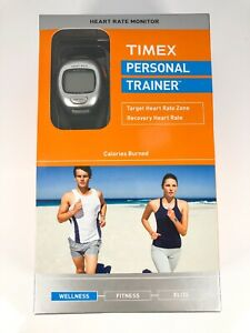 Timex Indiglo Personal Trainer Heart Rate Monitor-New in Box