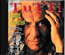 LEONHARD BERNSTEIN - Tutti 2  / CD / NEU+OVP-SEALED!