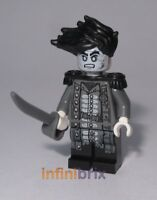 Lego Captain Salazar Minifigure from Set 71042 Pirates of Caribbean NEW poc039
