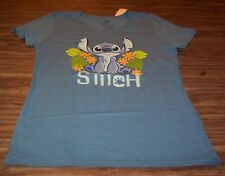 WOMEN'S TEEN Walt Disney LILO AND STITCH  T-shirt LARGE NEW w/ TAG