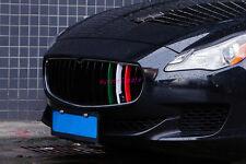 M-color Front Grill Grille Insert Cover Trim For Maserati Quattroporte 2013-2016