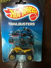 Hot Wheels Trailbusters Suzuki Quadrucer 3209