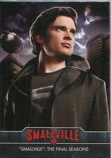 Smallville Seasons 7-10 Complete 85 Card Base Set