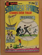 DC Special Presents #9 Strangest Sports Stories Ever Told VF+