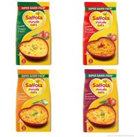 Masala Oats Saffola ( 500 gm / 17.64 oz ) Select Flavor - F/Shipping