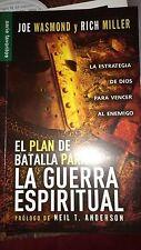 El Plan de Batalla para La Guerra Espiritual, La estrategia de Dios para vencer