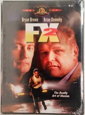 NEW FX2 - The Deadly Art of Illusion - Bryan Brown, Brian Dennehy (DVD, 2000)