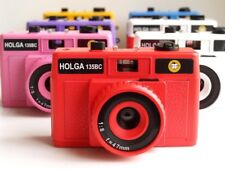 USD - HOLGA 35mm 135 format Film Camera 135BC / BC Red Lomo