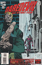 DAREDEVILTHE MAN WITHOUT FEAR N°335 Albo In Americano ed. MARVEL COMICS