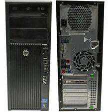HP Z210 Workstation Intel Xeon E3-1240 CPU 16GB DDR3 RAM 500GB ATI Firepro V5800