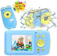 Kids Camera Childrens Digital Camera 8MP 1080P Underwater Camera for Kids