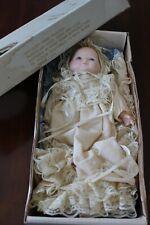 "Seymour Mann 11"" Precious collectible Baby-7 Doll 1984 - 18 note music"