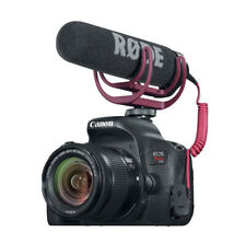 Canon EOS Rebel T7i 24.2 MP Digital SLR Camera - Black. LOTS OF EXTRAS
