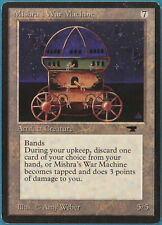 Mishra's War Machine Antiquities NM Artifact Rare MTG CARD (ID# 136683) ABUGames