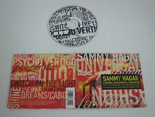 SAMMY HAGAR/COSMIC UNIVERSAL FASHION(ROADRUNNER RR 7891-2) CD ALBUM DIGIPAK