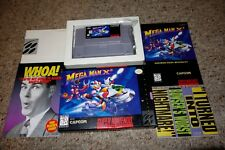 Mega Man X2 (Super Nintendo Entertainment System SNES) Complete NEAR MINT CC