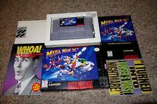 Mega Man X2 (Super Nintendo SNES) Complete NEAR MINT CC MegaMan