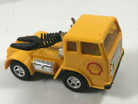 Vintage Plastic Shell Gasoline Truck Cab car truck