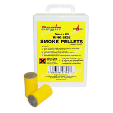 REGS25 REGIN FUMAX KING SIZE SMOKE PELLETS 10x PELLETS PER PACK *NEW*