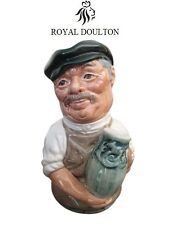 Royal Doulton Figurine ~ Albert Sagger THE POTTER D7191 New New