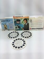 Viewmaster Hawaii Five O Complete Set With Book B 590