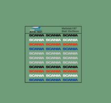 H0/1:87 Decals DIS0641 Scania Decals für Grillemblem