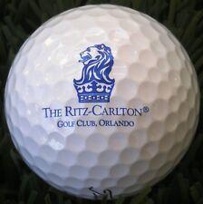 New Logo Golf Ball - Pro V1 /    Ritz Carlton G C , Orlando - 2003 / Greg Norman