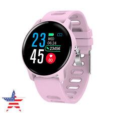 SENBONO S08 MenSport Pedometer SmartWatch IP68 Waterproof Fitness Tracker Heart