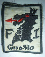 10th Tactical Fighter Squadron - GUNG HO - PATCH - US AIR FORCE - Vietnam War, W