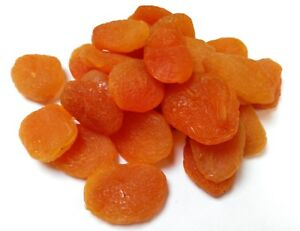 Apricots Whole Dried Pitted, A Grade Premium Quality, Free P&P