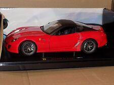 Ferrari 599 GTO 2010  RED  ELITE  T6925  1:18
