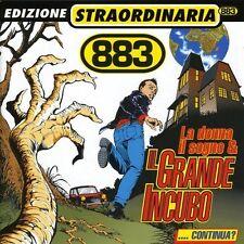 883 - LA DONNA IL SOGNO & IL GRANDE INCUBO  - CD