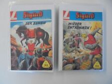 28x Sigurd Großband Comic Sammlung eingetütet & geboardet Zustand 2-3/3