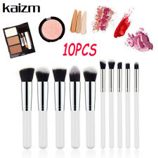 Pro Makeup Brush Tools Eyebrow Shadow Face Lip Pencil Brush Cosmetic White