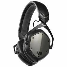 V-MODA Crossfade Bluetooth Wireless Over-Ear Headphones with Mic - Black