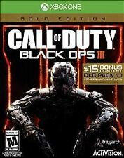 Call of Duty Black Ops 3 Gold Edition w/ DLC (Xbox One) New