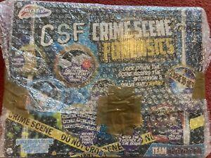 Crime Scene Kit - CSF Crime Scene Forensics by Grafix