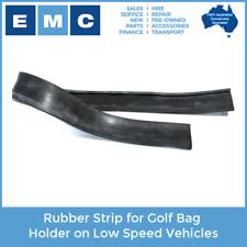 Rubber Strip for Golf Bag Holder on People Mover Golf Carts