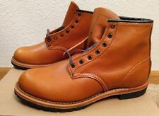 Red Wing 9013 Beckman Chestnut Featherstone, 8D. Brand New 2nds