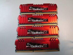 Ripjaws Z RAM Memory 4 pack/2GB= 8GB
