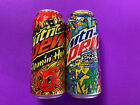 Mountain Dew FLAMIN HOT & CAKE SMASH Full Unopened 16oz Cans USPS Priority Mail