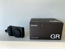 Ricoh GR III Digital Camera 24.2MP Excellent Condition W/Screen Protector