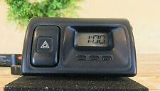 1998 1999 2000 Honda Accord Dash Clock w/ Hazard Switch 3970A-A000 S84